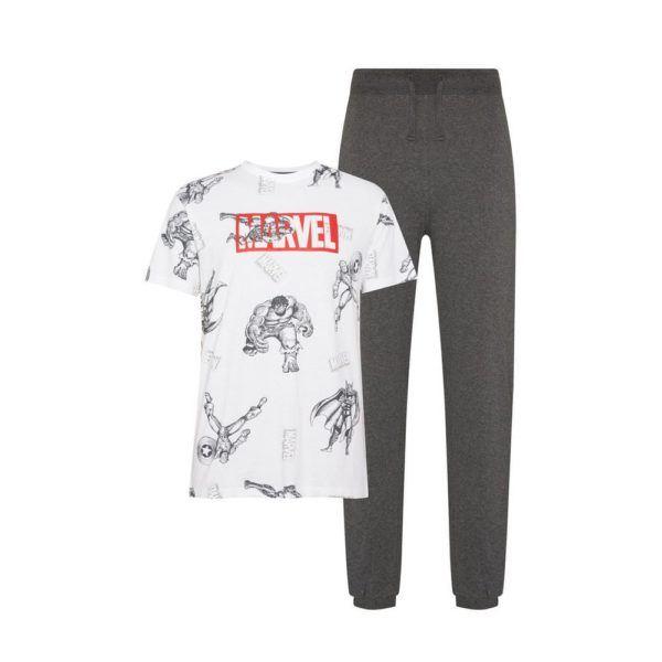 Pijama Marvel Primark temporada otoño invierno 2020 2021
