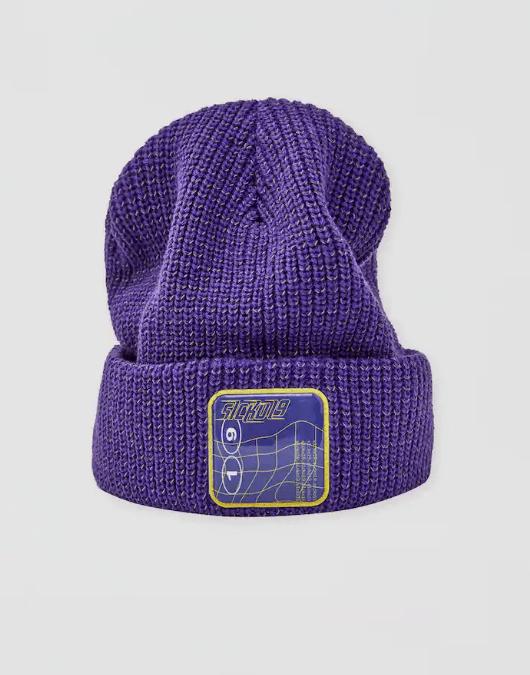 Accesorios Gorro violeta Catálogo Pull & Bear Otoño Invierno 2020 2021