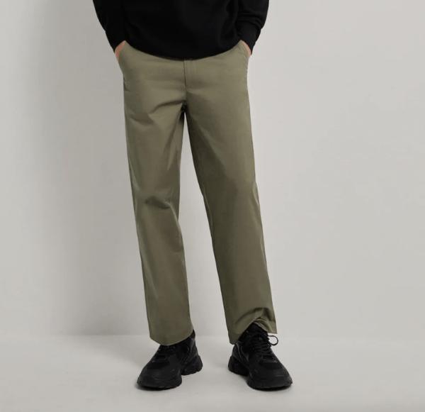 Pantalones wide traveler catálogo Zara temporada otoño invierno 2020 2021