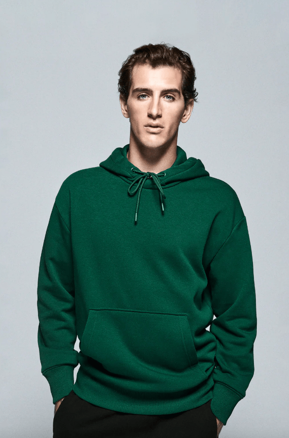Sudadera capucha catálogo Zara temporada otoño invierno 2020 2021
