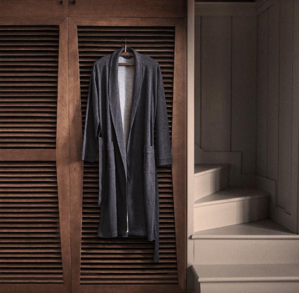 Batas del catálogo Zara para Hombre Otoño Invierno 2021 bata caballero