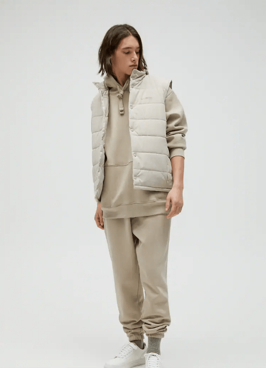 Catálogo Pull & Bear | Tendencias Moda Hombre Otoño Invierno 2020 2021 chaleco acolchado
