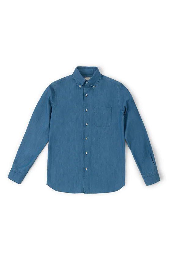 Catalogo zara hombre camisa algodon