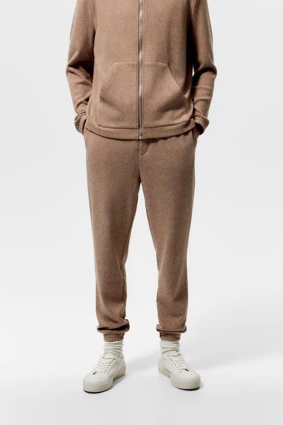 Catalogo zara hombre pantalon jogger
