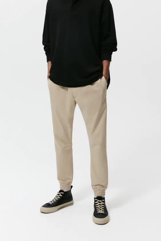 Catalogo zara hombre pantalon slim fit