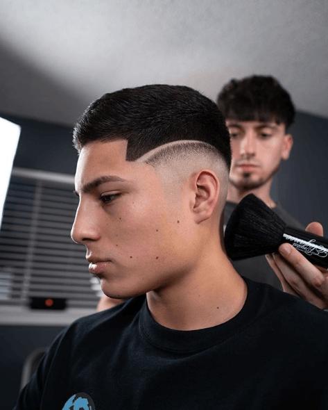 Los mejores cortes de pelo fáciles de peinar y cortar degradado