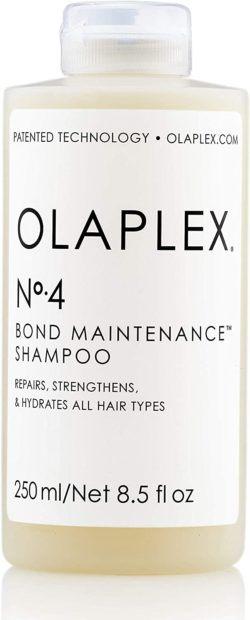Los mejores champús anticaspa sin sulfatos ni parabenos para hombres Olaplex