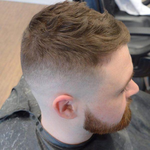 Los mejores cortes de cabello para hombre pelo corto CORTE texturizado cabello fino