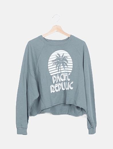 Pacific Republic catálogo y dónde comprar sudadera