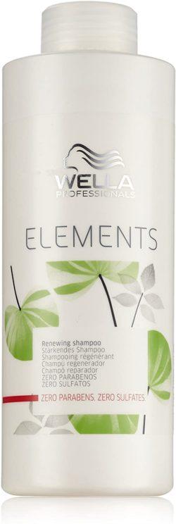 Marcas de champú sin sulfato Wella Elements