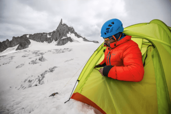 Decathlon en Otoño Invierno 2020 2021 plumífero alpinismo Simond Makalu