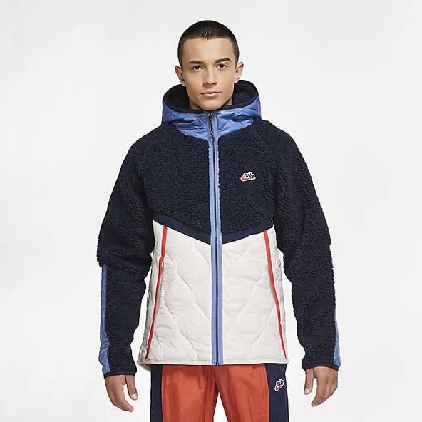Catálogo Nike Otoño Invierno 2020 2021 abrigo Heritage
