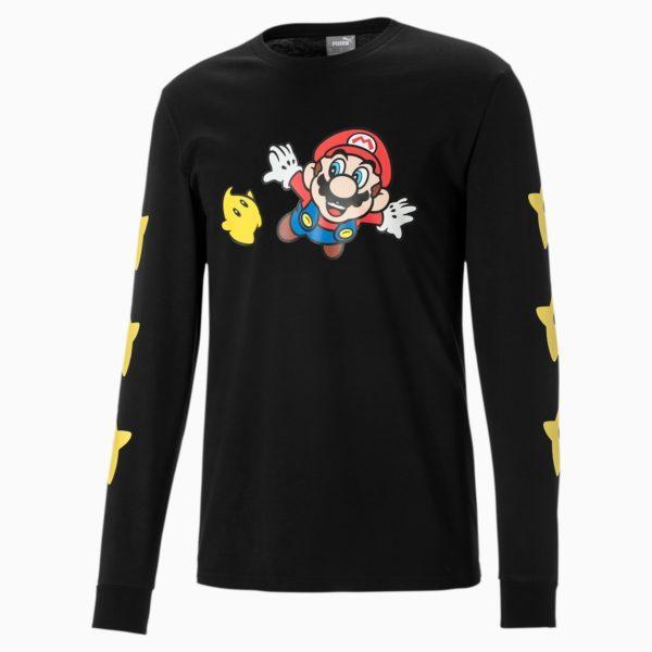 Catálogo Puma Otoño Invierno 2020 2021 Camiseta de baloncesto Super Mario