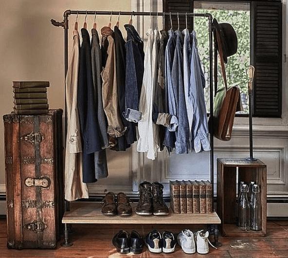 Cómo hacer un armario cápsula para invierno con sólo 10 prendas masculinas claves