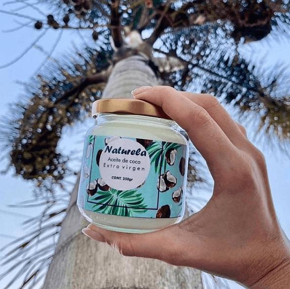 Propiedades del aceite de coco para el pelo: ¿qué efectos tiene? Crema