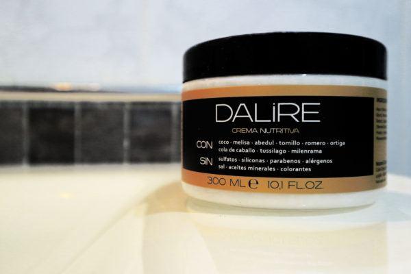 Crema Nutritiva Dalire: la uso durante un mes y esto es lo que pasa ingredientes