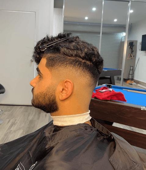 Degradado en el pelo: cómo se hace y cómo llevarlo low fade proceso