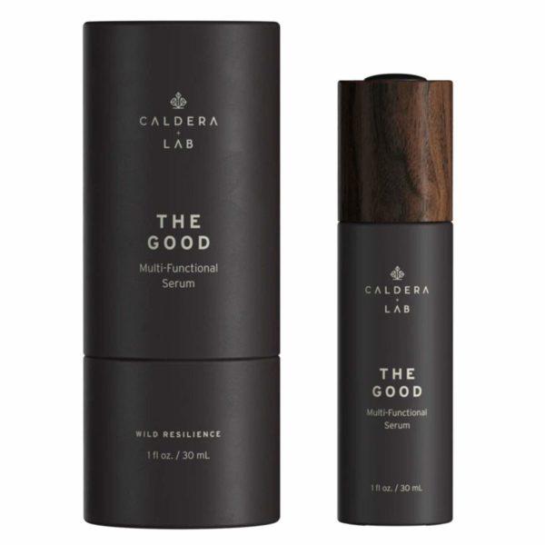 Mejores serums faciales para hombre Caldera + Lab The Good Serum