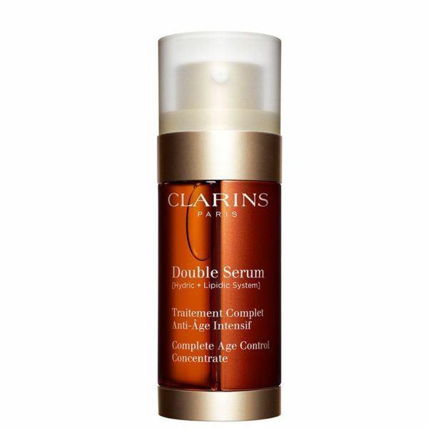 Mejores serums faciales para hombre Clarins Double Lipid Serum