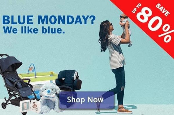 ¿Qué es el Blue Monday y dónde podemos encontrar las rebajas? Descuentos