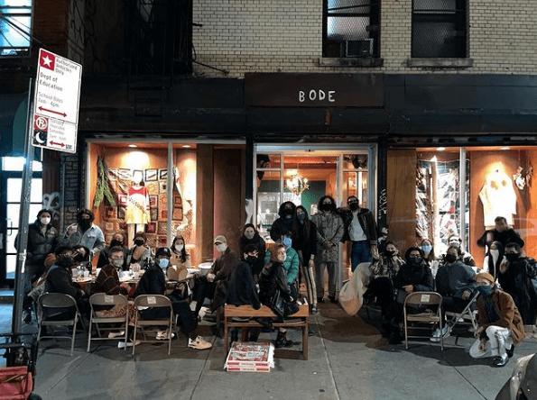 ¿Qué es el upcycling? Las diferencias con el recycling y cómo se usa en la moda masculina tienda Bode NY