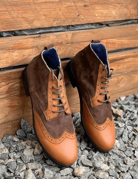 Los diferentes tipos de zapatos para vestir y cuándo usar cada uno Botas