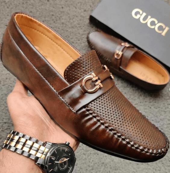 Los diferentes tipos de zapatos para vestir y cuándo usar cada uno Loafers Gucci