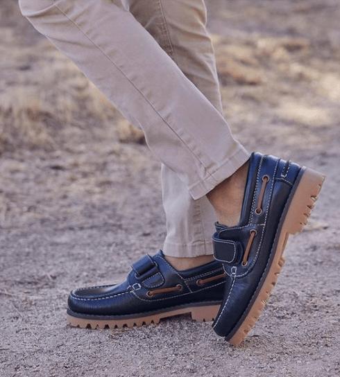 Los diferentes tipos de zapatos para vestir y cuándo usar cada uno Náuticos