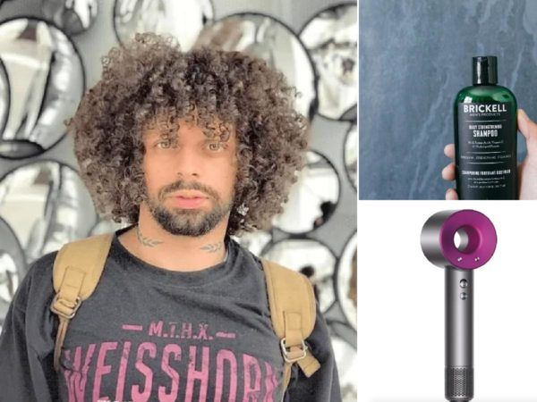 Los 10 mejores productos para el pelo rizado del hombre portada