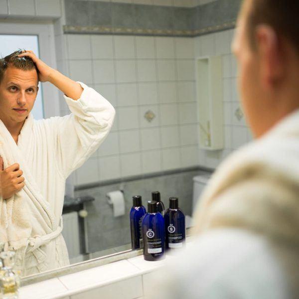 Los 10 mejores productos para el pelo rizado del hombre Champú KS