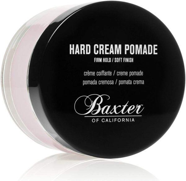 Los 10 mejores productos para el pelo rizado del hombre portada pomada de arcilla Baxter