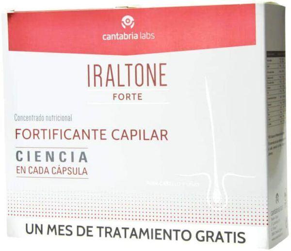 Las mejores vitaminas para la caída del pelo Iraltone