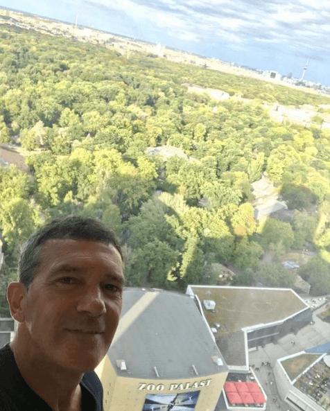 Las mejores vitaminas para la caída del pelo Antonio Banderas