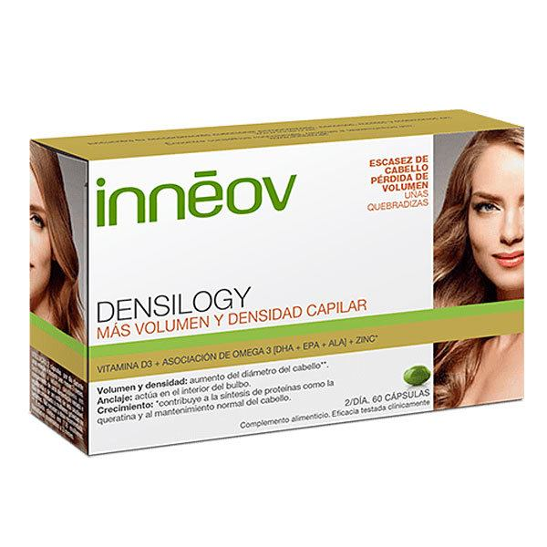 Las mejores vitaminas para la caída del pelo Inneov