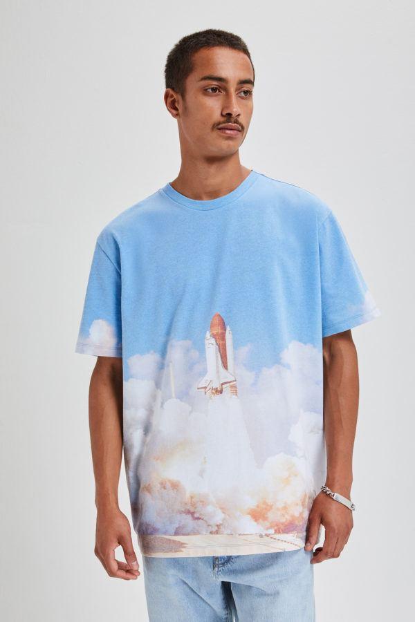 Camisetas mas originales para levantar animo cohete pulla and bear