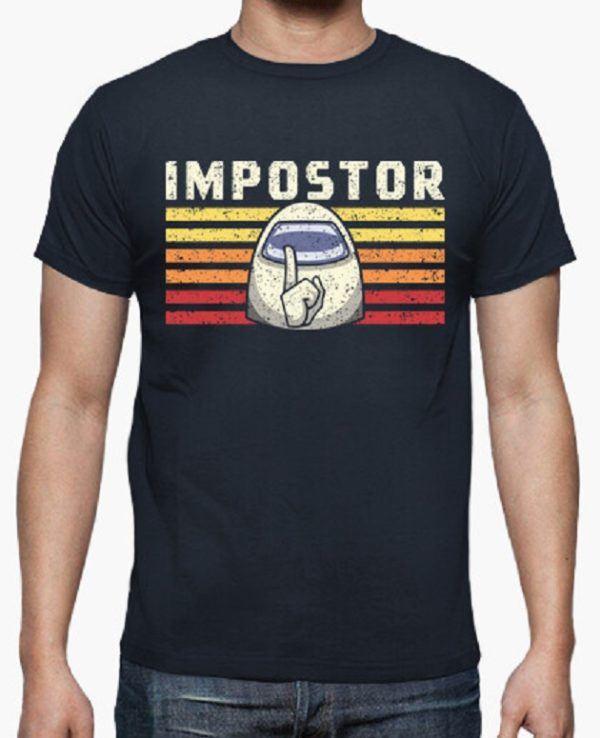 Camisetas mas originales para levantar animo impostor la tostadora