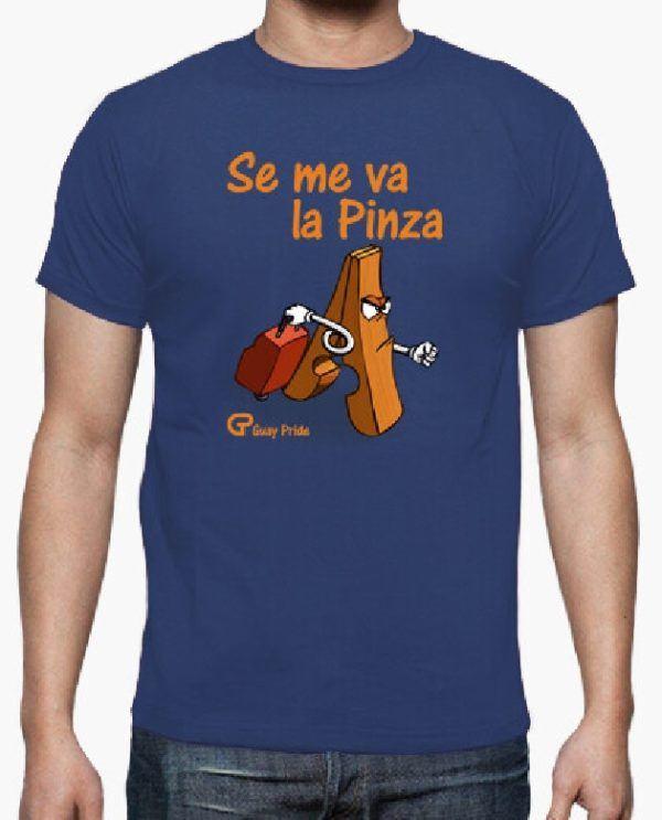 Camisetas mas originales para levantar animo se me va la pinza la tostadora