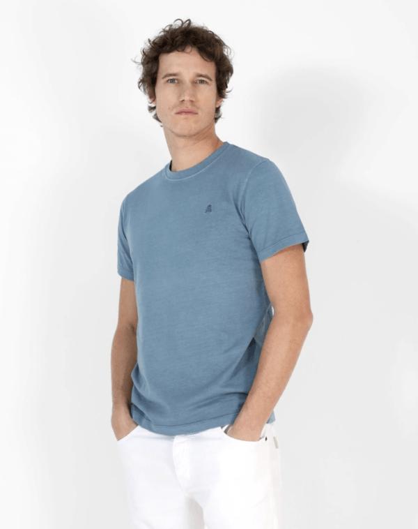 Las 10 Tendencias imprescindibles para hombre Primavera Verano 2021 camiseta lisa Scalpers