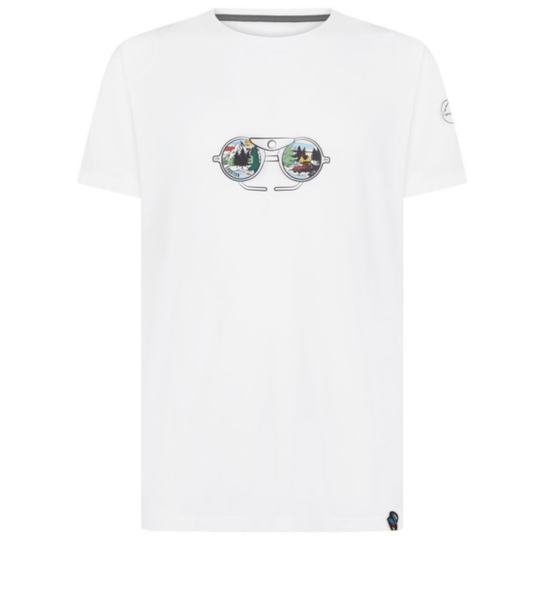 Las 10 Tendencias imprescindibles para hombre Primavera Verano 2021 camiseta View La Sportiva