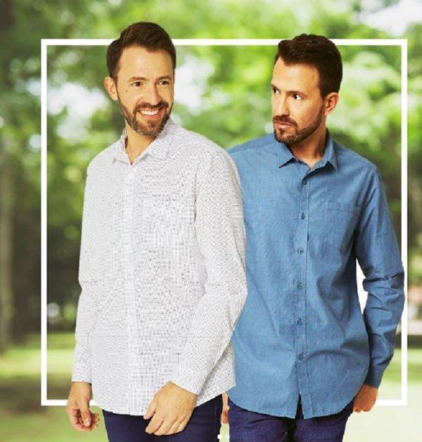 ALCAMPO REBAJAS primavera verano 2021 camisas