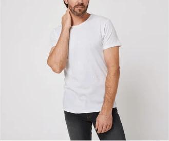 Catálogo Rebajas Alcampo Primavera Verano 2021 pack dos camisetas interiores In Extenso