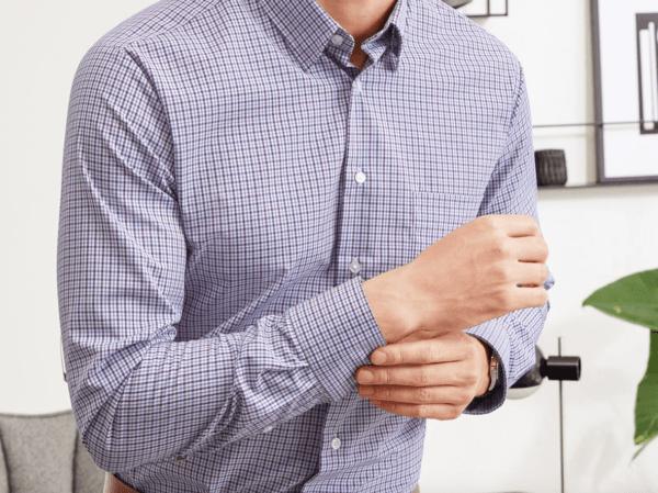 Catálogo Ropa Lidl Verano 2021 para hombre camisa regular fit cuadros