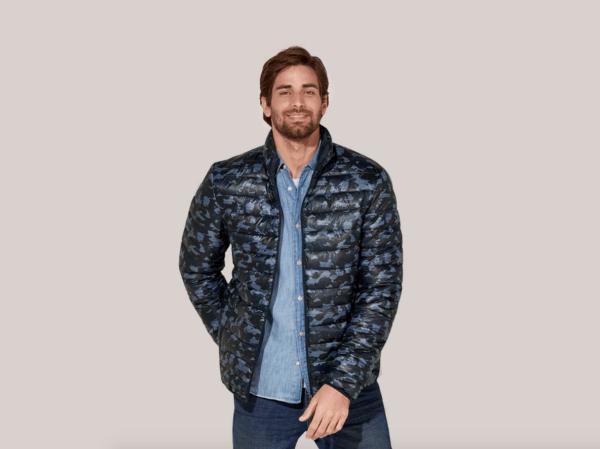 Catálogo Ropa Lidl Verano 2021 para hombre chaqueta camuflaje