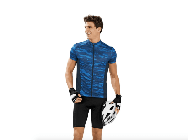 Catálogo Ropa Lidl Verano 2021 para hombre maillot ciclismo