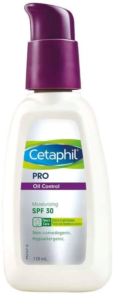 Las mejores cremas de hombre para piel grasa Cetaphil Dermocontrol