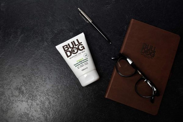 Las mejores cremas de hombre para piel seca Bulldog