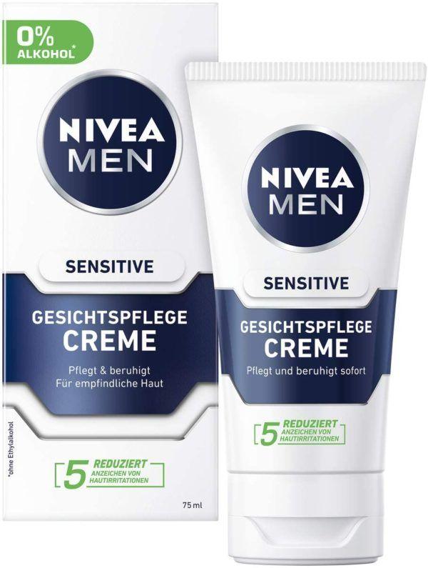 Las mejores cremas de hombre para piel sensible Nivea Men