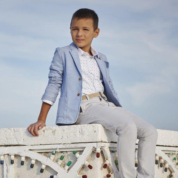 Peinados primera comunion niño FOTOS estilo moderno rapado