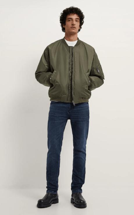Cuáles son las diferencias entre un pantalón slim y un pantalón skinny y sus particularidades Zara slim jeans temporada primavera verano 2021