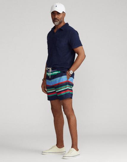 Los mejores bañadores cortos de hombre para Verano 2021 Polo Ralph Lauren